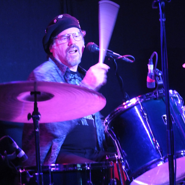 Billy in King Kom Beaux at Jazzbones 2016