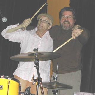 Ricky Johnson and Billy