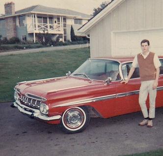 Billy with 59 Impala.jpg