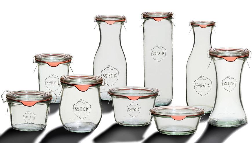 Weck jars Canada