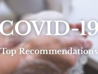 Corona virus Spanje: Top recommandaties om uzelf te beschermen.