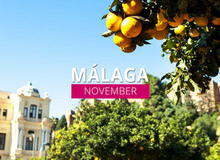 Málaga in november- wat te doen?