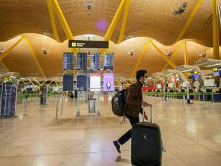 Vliegveld beheerder Spanje wil in drie fasen terugkeren naar normaliteit.