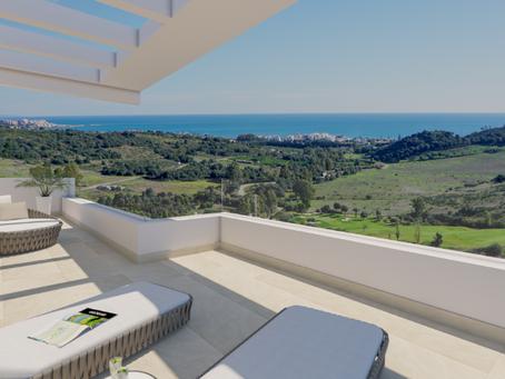 Pre lancering van nieuw project met luxe appartementen