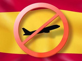 Als Brussel geen beslissing neemt over openen luchtruim doet Spanje dat.