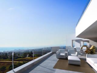 Moderne luxe appartementen met prachtig uitzicht op zee!