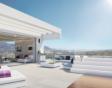 NIEUWBOUW PROJECTEN OP DE GOLF | Elegant Homes Marbella | Marbella