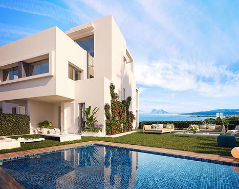 luxury-new-build-townhouses-estepona-for