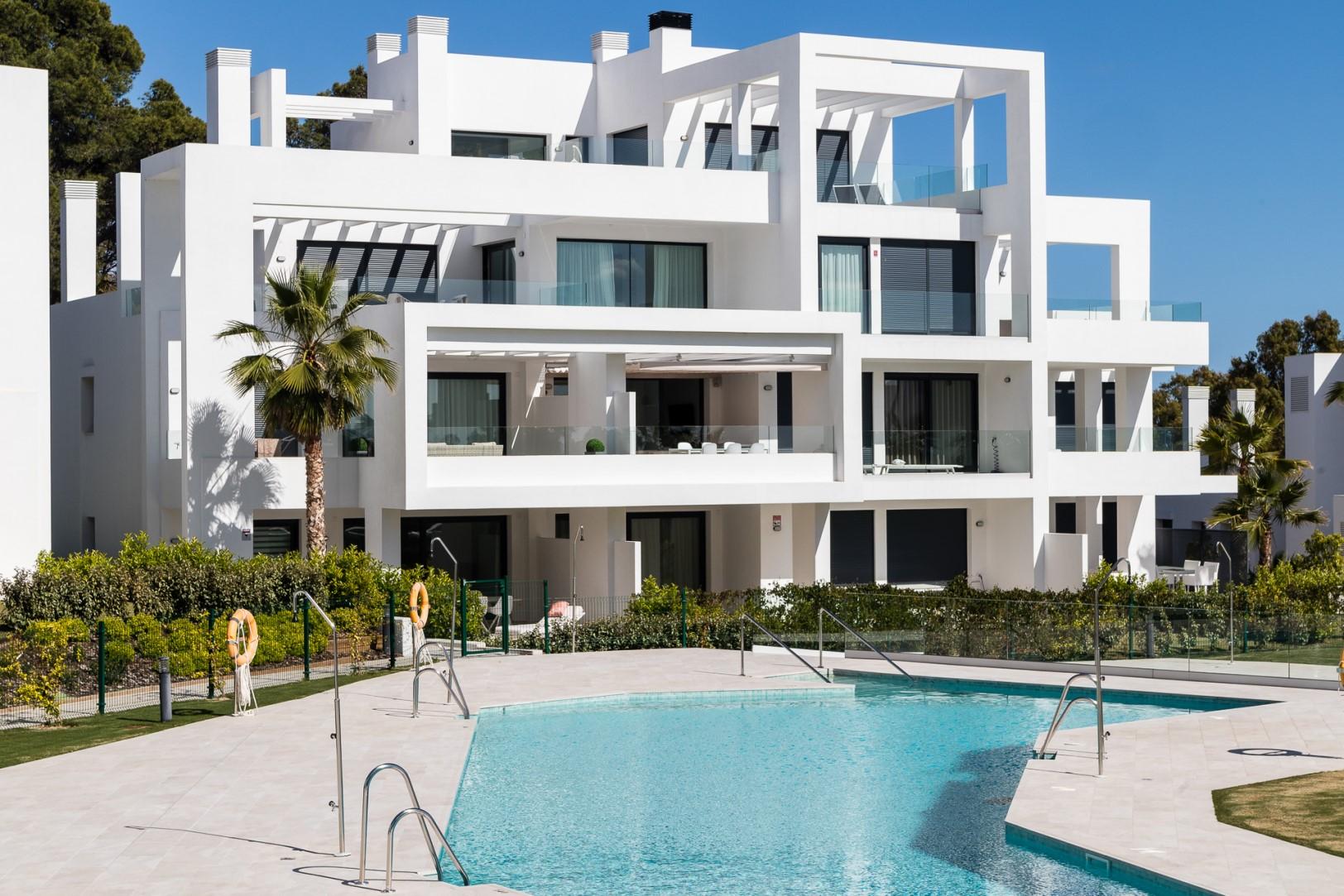 Las Terrazas, luxe nieuwbouwappartemente
