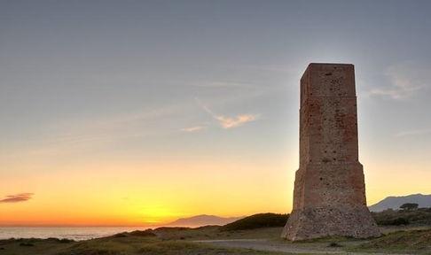 the-cape-sunset-cabopino-zee-zicht
