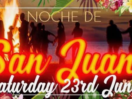 Waarom je de Nacht van San Juan minstens 1x moet meemaken!