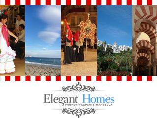 Vakantie, huis kopen en leven in Andalusie