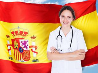 Gezondheidszorg in Spanje