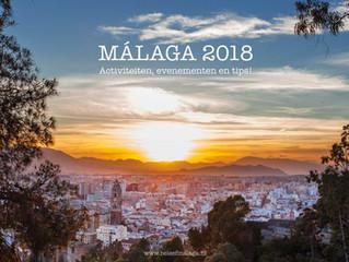 Beleef Málaga in 2018, wat is er allemaal te doen?