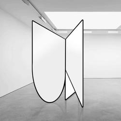 """""""Three/50/S.White"""". 2017"""