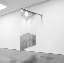 """""""Banner of Blank"""". 2017"""