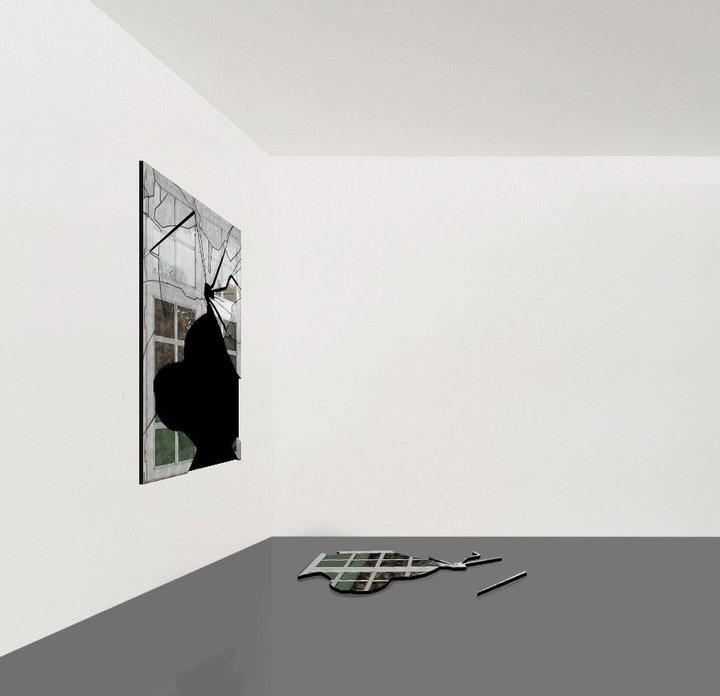 """""""Broken View"""". 2011"""