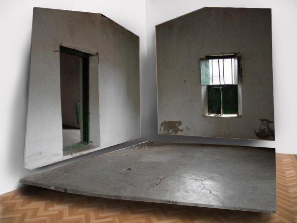 """""""Corner Room"""". 2010"""