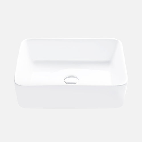 STYLISH 18'' Vessel Bathroom Sink BOLD P-223W