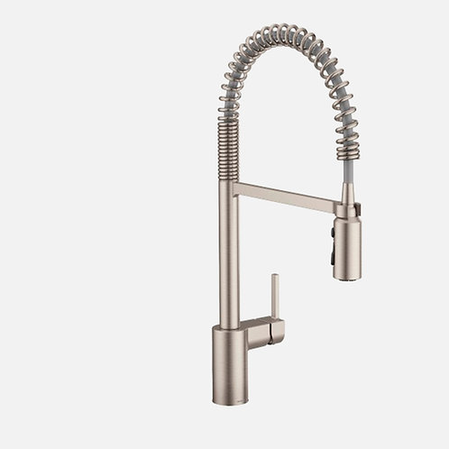 MOEN Aling Pull Down Spring Kitchen Faucet