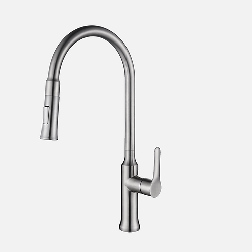STYLISH Pull Down Kitchen Faucet K-137S