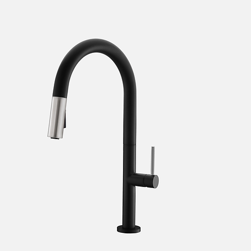 STYLISH Pull Down Kitchen Faucet K-141S