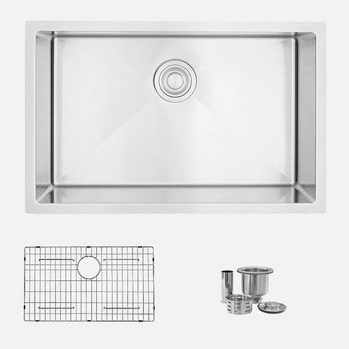 STYLISH 28'' EMERALD S-306TG Single Bowl Kitchen Sink