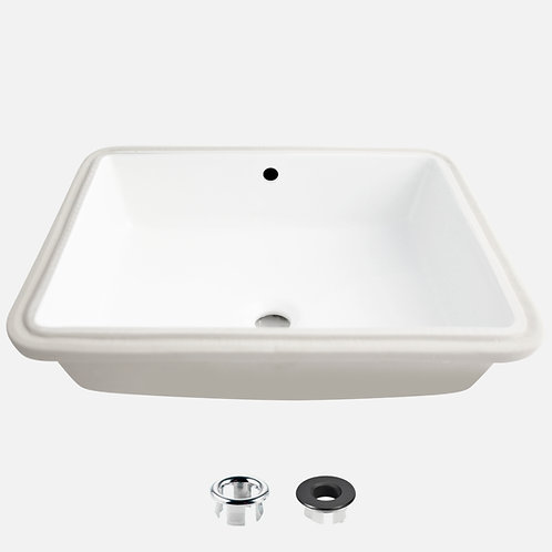 STYLISH 20'' Undermount Bathroom Sink MODISH P-204