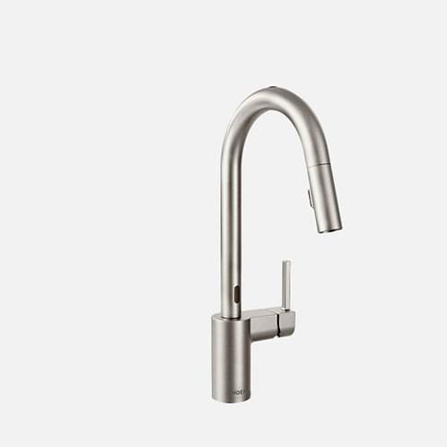 MOEN Align Pull Down Kitchen Faucet with Touch Sensor