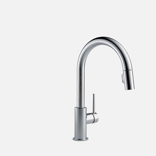 DELTA Trinsic Pull Down Kitchen Faucet