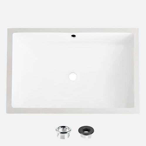 STYLISH 24'' Undermount Bathroom Sink VOGUISH P-208