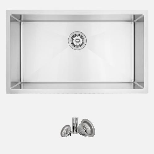 STYLISH 31'' VALENCIA S-402 Single Bowl Kitchen Sink