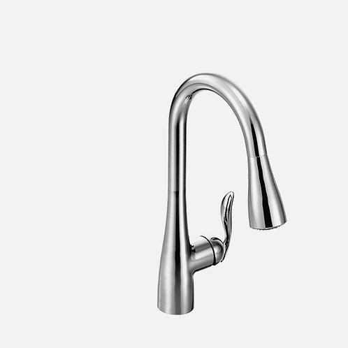 MOEN Arbour Pull Down Kitchen Faucet