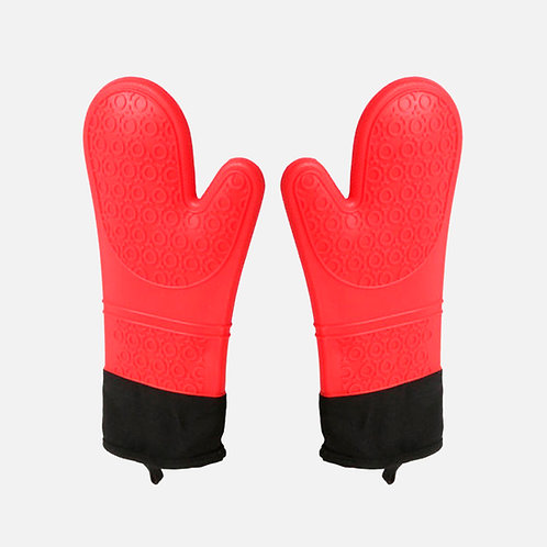 SILICONE GLOVES A-901-RED