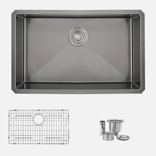 STYLISH 30'' AGATE S-711XN Single Bowl Kitchen Sink