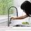 Thumbnail: STYLISH Pull Down Kitchen Faucet  K-133B