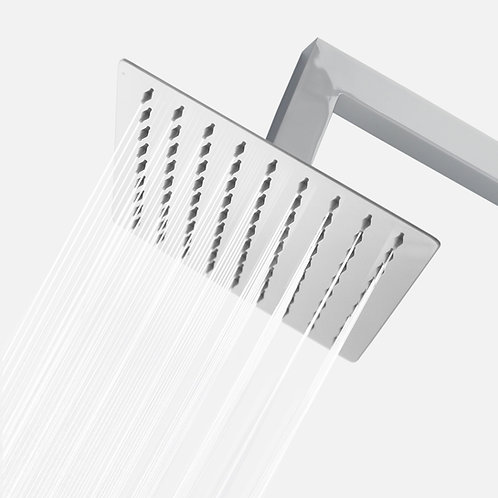 "STYLISH 8"" Square Shower Head"