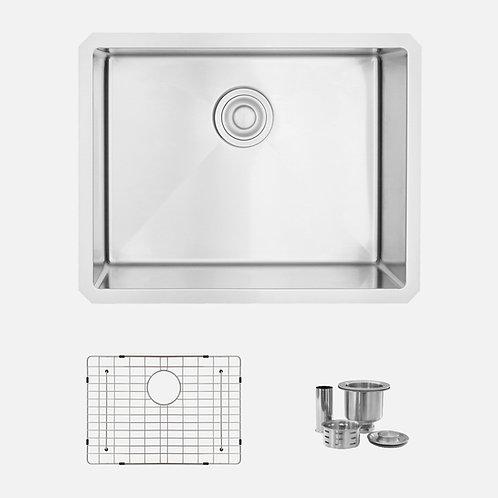 STYLISH 23'' CITRINE S-307XG Single Bowl Kitchen Sink