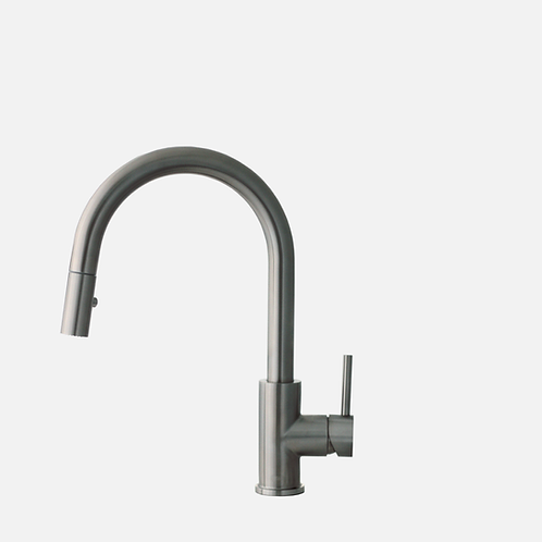 STYLISH Pull Down Kitchen Faucet K-131P