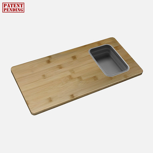 WORKSTATION CUTTING BOARD WITH 1 CONTAINER A-912