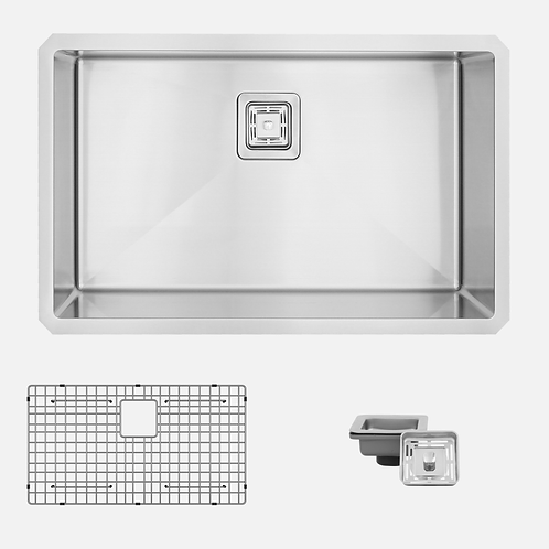 STYLISH 30'' JET S-511XG Single Bowl Kitchen Sink