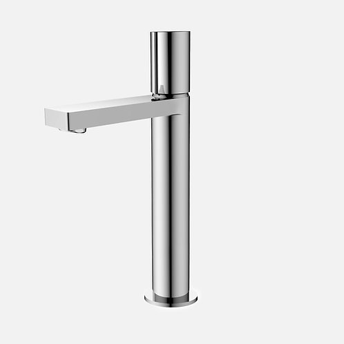 STYLISH Single Handle Bathroom Vessel Sink Faucet, Polished Chrome Finish