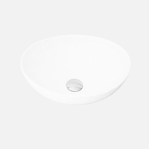 STYLISH 15'' Vessel Bathroom Sink NOVEL P-221