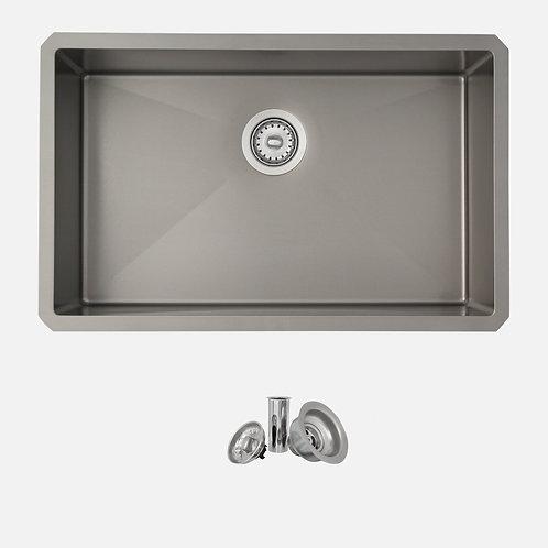 STYLISH 30'' AGATE S-711XS Single Bowl Kitchen Sink