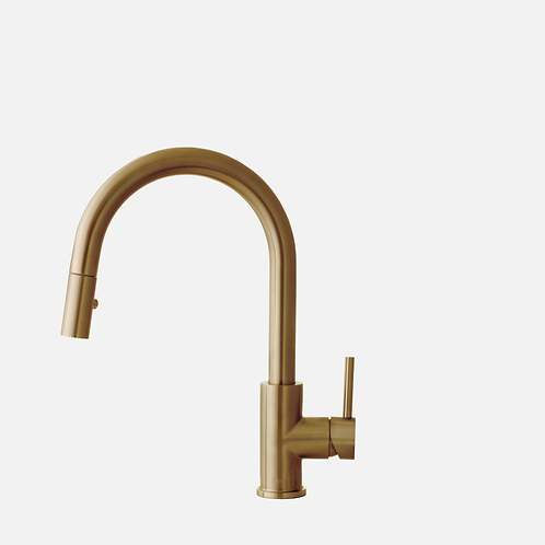 STYLISH Pull Down Kitchen Faucet K-131G