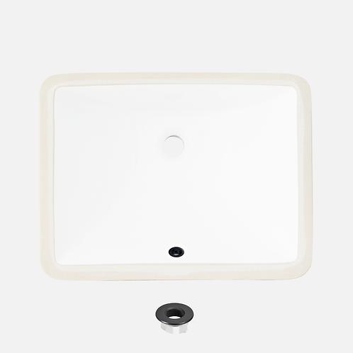 STYLISH 20'' Undermount Bathroom Sink CHIC P-200A