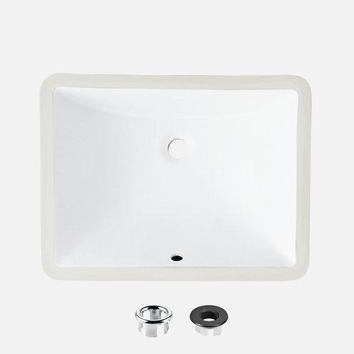 STYLISH 20'' Undermount Bathroom Sink CHIC P-200