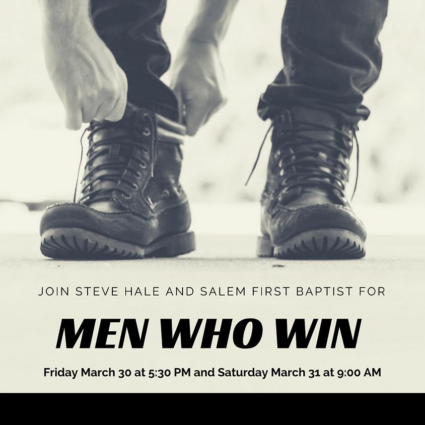 Men Who Win