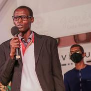 Disours d'Amidou Badji, 2ème lauréat du Prix