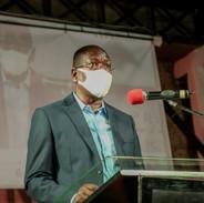 Disours de Alioune Ndiay, Directeur de Sup'Info